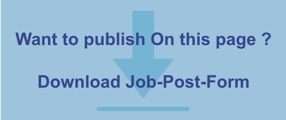 Check Jobs@MyCityTapi2Vapi  New Jobs - Vacancies Waiting For